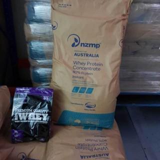 1Kg Whey Protein Concentrate NZMP 80% Protein – Sữa tăng cơ tăng cân Isolate