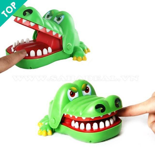 [GIÁ SỐC] - [Nhập TOYAPR10K giảm ngay 10K]Khám răng cá sấu kẹp tay