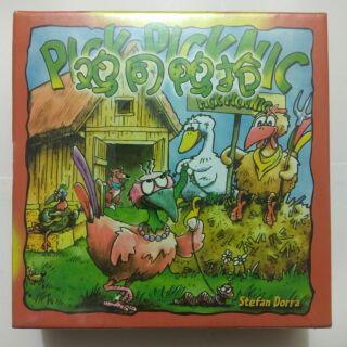Bài cuộc chiến sói và gà Pick Picknic Board game