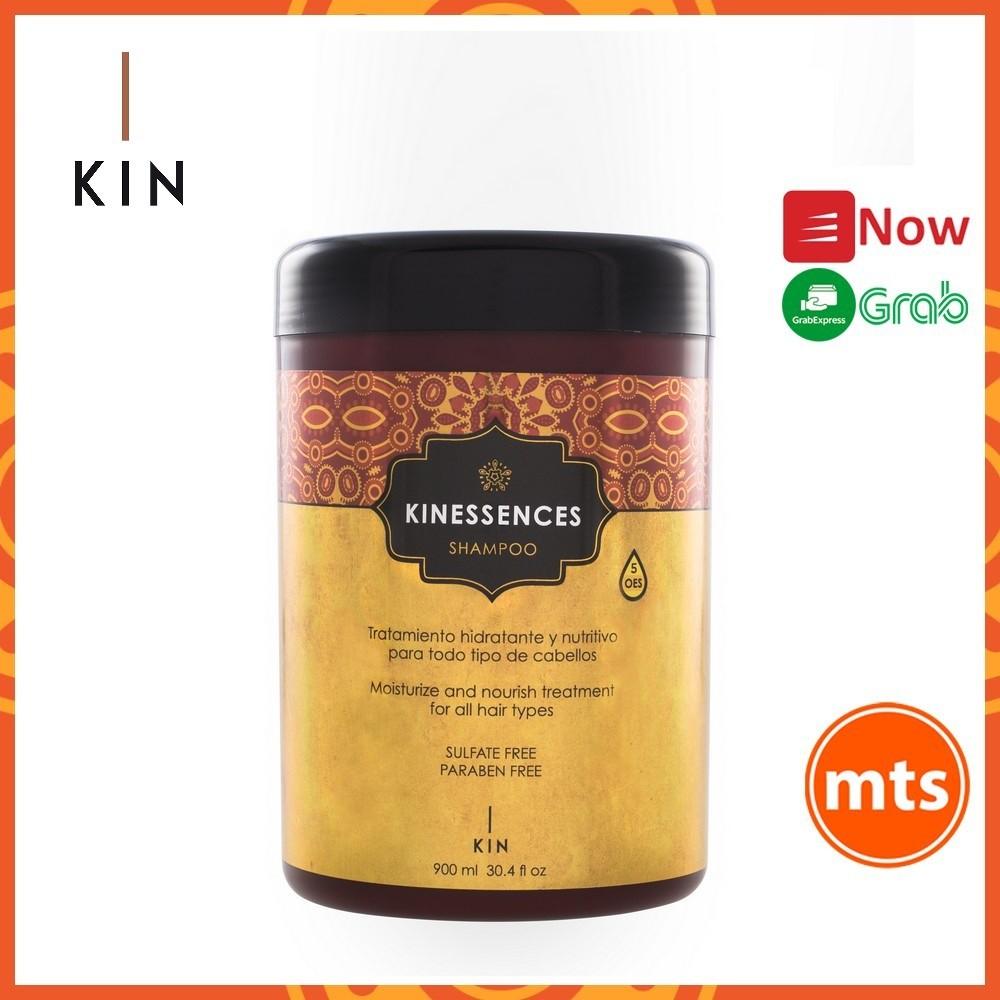 Mặt nạ KIN KINESSENCES OES MASK 900ml tái tạo chăm sóc tóc mềm mượt chuyên sâu cho mọi loại tóc - Minh Tín Shop