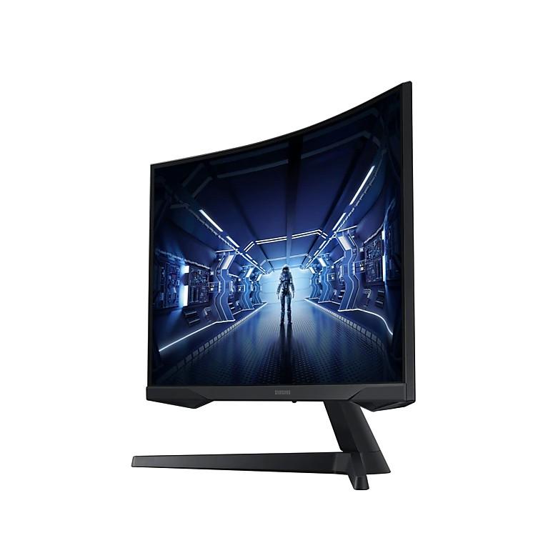 Màn hình cong Samsung LC27G55 27inch 2K 144Hz (LC27G55TQWEXXV) | Shopee  Việt Nam