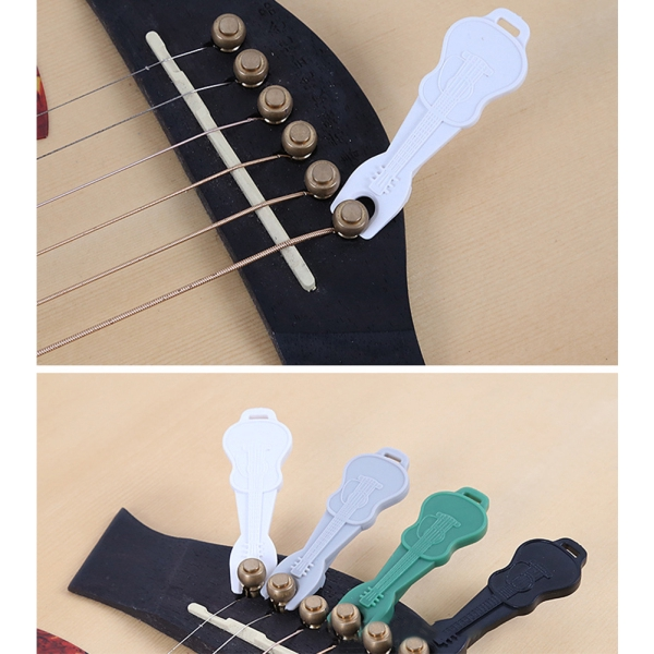 Accoustic Guitar Bridge Pins Puller Remover Tool Guitar Shape