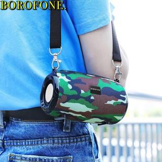 Loa bluetooth mini Borofone BR4 Chính Hãng loa không dây, BT V5.0, pin 500mAh cho 6 giờ nghe nhạc