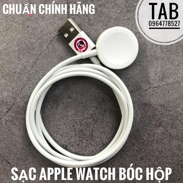 Sạc Apple Watch Bóc Máy - Chính Hãng (Bảo Hành 12T)