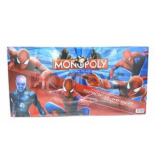 Cờ tỷ phú Monopoly Spiderman