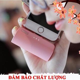 SẢN PHẨM HOT TREND PIN SẠC DỰ PHÒNG MICRO USB SMALL STRONG 3000MAH ILY_W0403 [SHOP UY TÍN] thumbnail