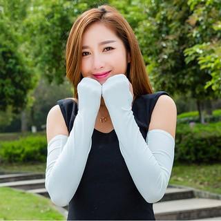 Ống tay thể thao chống nắng Chống tia UV (1 đôi) Bao tay chống nắng vải mềm thoáng khí thumbnail