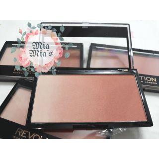 Phấn má & Highlighter 2 in 1 Makeup Revolution Sun Light Mood Lights thumbnail