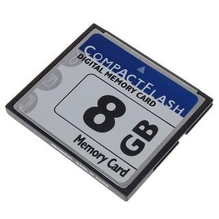 Thẻ nhớ 8GB CF Digital cho máy ảnh GPS MP3 và PDAS thumbnail