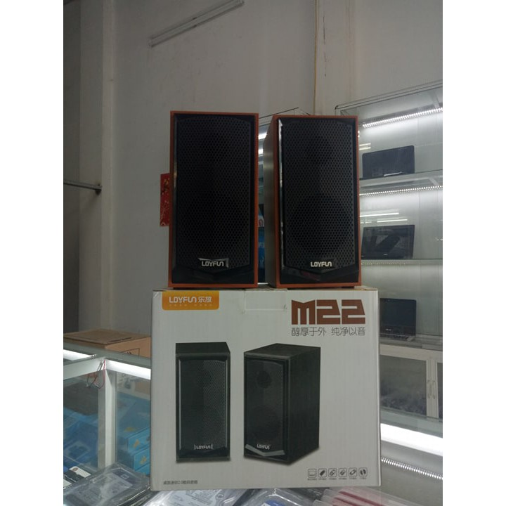 Loa máy tính điện thoại Lenrua V2200 Giá chỉ 140.000₫