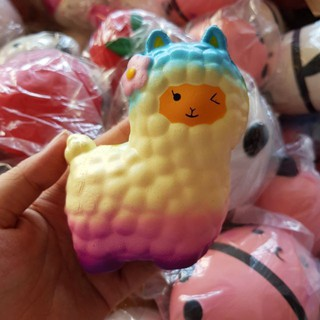 Squishy cừu alpaca squishy sp13 Wxịn