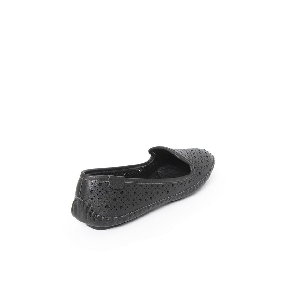 Giày Nữ Búp Bê Da MicroFiber Siêu Nhẹ Tomoyo TMW21401