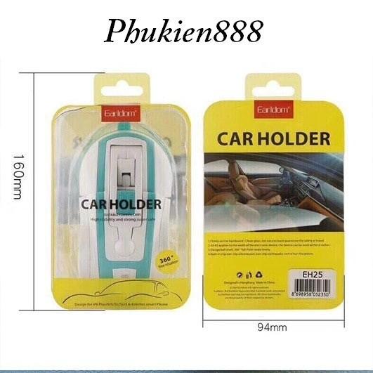 Kẹp điện thoại con chuột trên ôto Earldom - EH-25