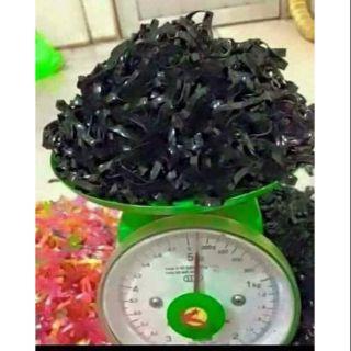 chun buộc tóc mầu đen ( 1 lạng) thumbnail