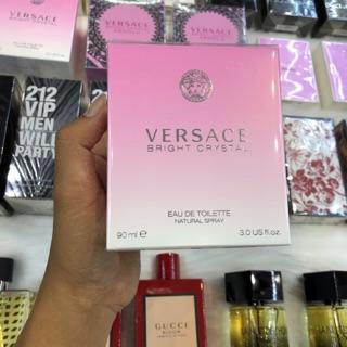 Nước Hoa Nữ Versace Bright Crystal 90ml thumbnail