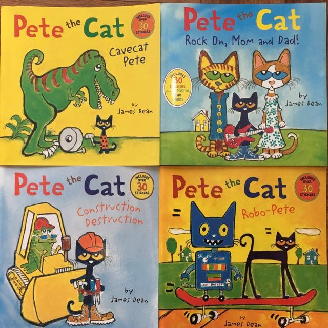 Bộ truyện Pete the cat 4 cuốn tiếng anh - 3221483 , 957904131 , 322_957904131 , 99000 , Bo-truyen-Pete-the-cat-4-cuon-tieng-anh-322_957904131 , shopee.vn , Bộ truyện Pete the cat 4 cuốn tiếng anh