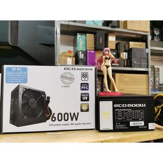 Yêu ThíchNguồn máy tính Infinity ECO 600W - 450w 80Plus Single Rail NEW