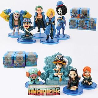 Mô hình One Piece Băng Mũ Rơm Phiên Bản Kỉ Niệm 20 Năm