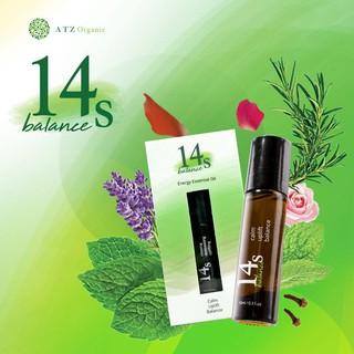 Tinh dầu lăn 2 trong 1 14S (Lựa chọn 9 mùi hương)