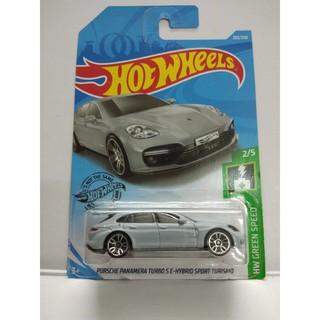 Xe Mô Hình Chính Hãng HotWheels – Porsche Panamera Turbo S E-Hybrid Sport Turismo
