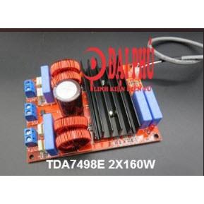 Mạch amplifier class D TDA7498E high power 160W + 160W