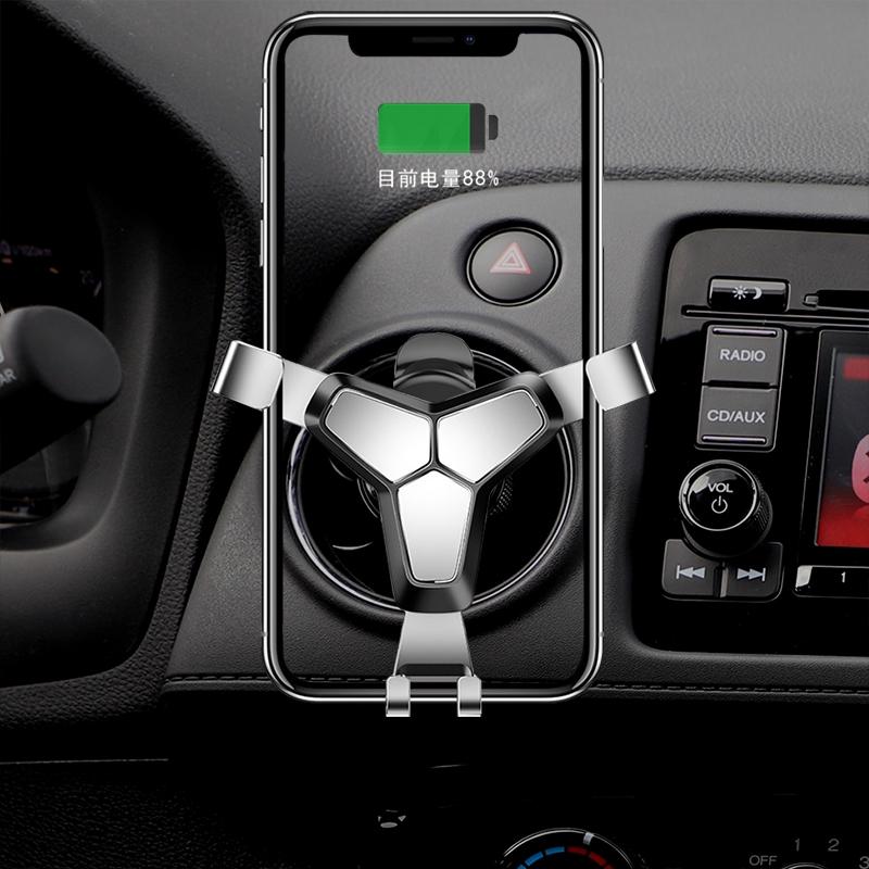 เหมาะสำหรับเฟฮอนด้า xrv โทรศัพท์มือถือกรอบรถพิเศษรอบเต้าเสียบอากาศรถยนต์โทรศัพท์มือถือสนับสนุนรถหมาะสำหรับเฟฮอนด้า xrv โ