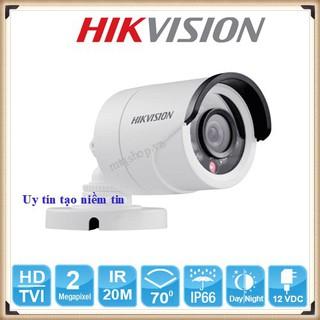 Camera giám sát HIKVISION DS-2CE16D0T chính hãng bảo hành 24 tháng