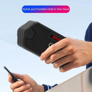 Loa Nghe Nhạc Mp3 Bluetooth 5.0 Không Dây Âm Thanh Siêu Trầm Hỗ Trợ Thẻ Tf Sd Cho Điện Thoại / Máy Tính