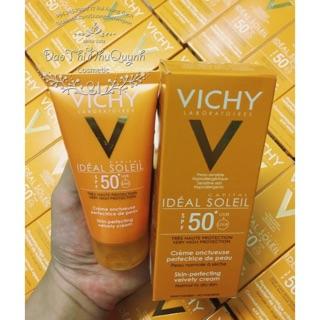Kem chống nắng #Vichy Ideal Soleil SPF 50