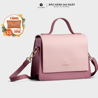 Túi đeo chéo nữ thời trang YUUMY YN84 nhiều màu