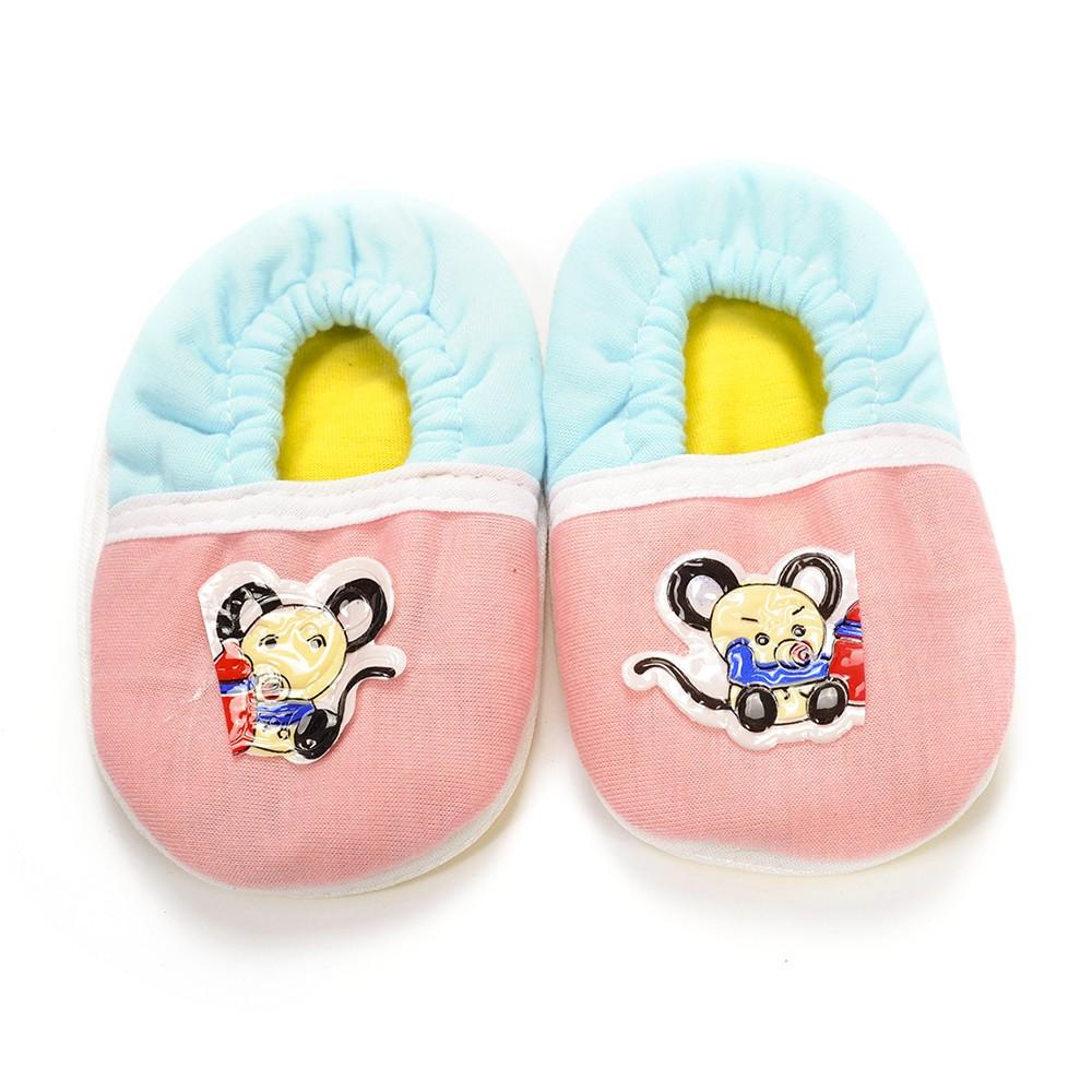 Giày vải sọc baby (A0021)