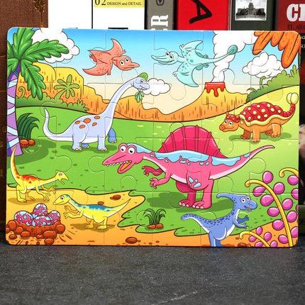 Tranh Xếp Hình puzzle , gép hình gỗ 24,40, 60 Mảnh Gỗ đồ chơi giáo dục cho trẻ em, quà tặng mẫu giáo