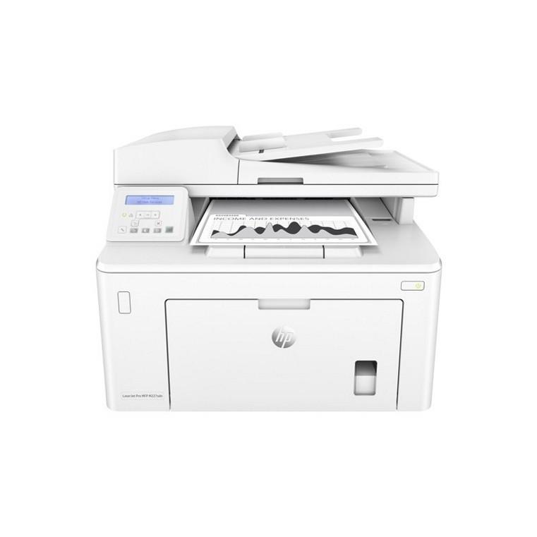 Máy inlaser trắng đen HP MFP M227SDN (G3Q74A)