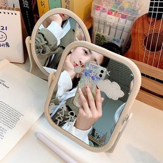 Gương xinh decor phòng