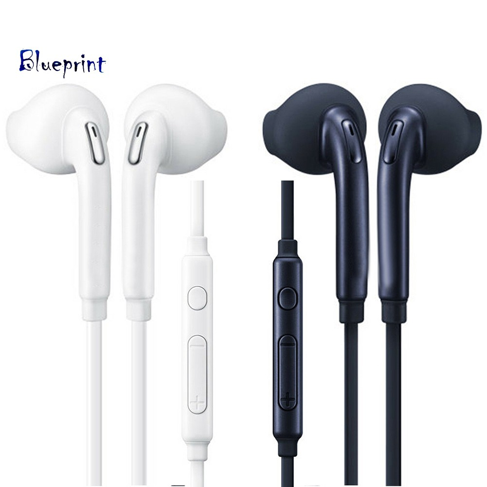 ☞BPIn-ear Earphones Earbuds Headset for Samsung Galaxy S6 S7 Edge S8 S9 Plus Note 8