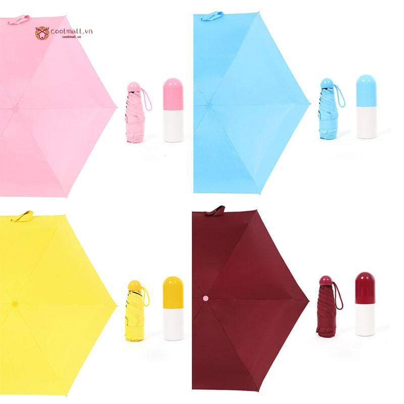Dù mini bỏ túi chống tia UV dạng gập tiện dụng