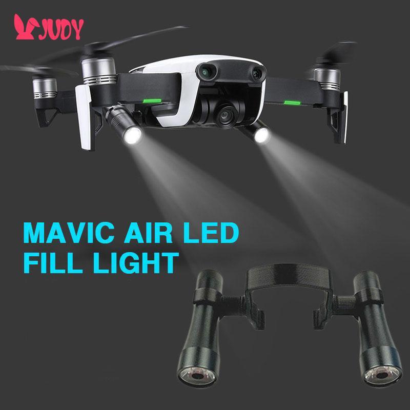2 đèn LED hình nhân vật hoạt hình DJI Mavic Air