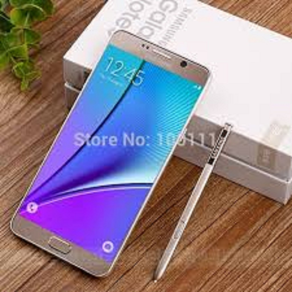 Điện Thoại Samsung Galaxy Note 5 _Nhập khẩu