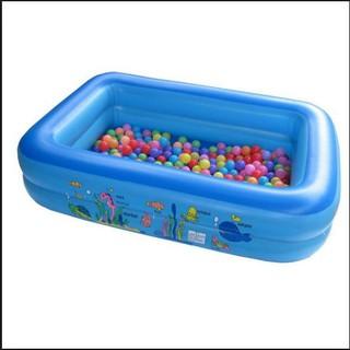 Hàng mới Bể bơi 120*85*35 cm