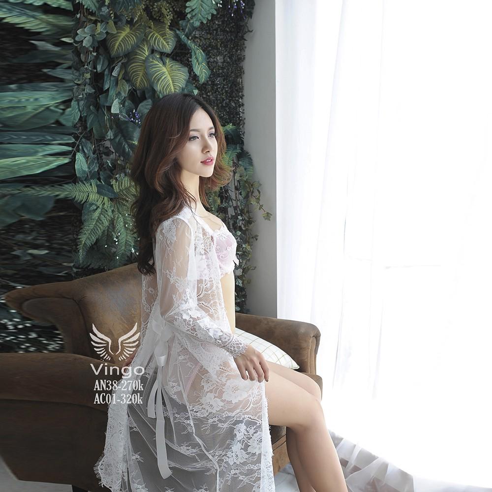 Bộ đồ lót ren nữ, đồ lót gợi cảm, đồ lót cao cấp thương hiệu Vingo Việt Nam