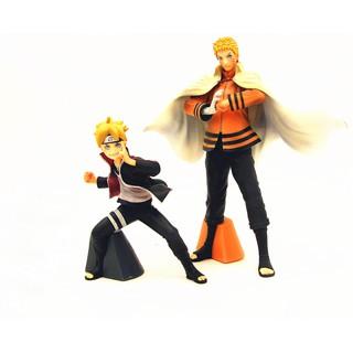 Mô hình Naruto + Boruto
