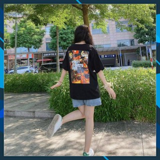 Áo thun Luffy Unisex -HOT