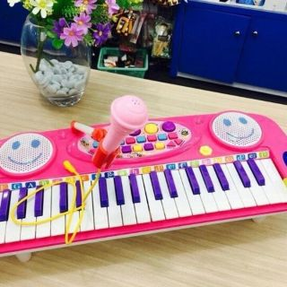 Đàn Organ cho bé có loa có mic hát