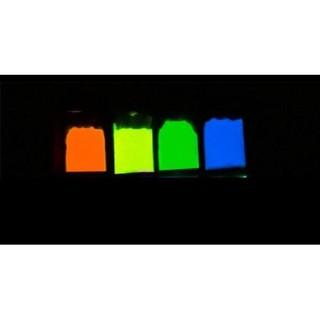 (MS61) BỘT DẠ QUANG – Làm slime dạ quang phát sáng
