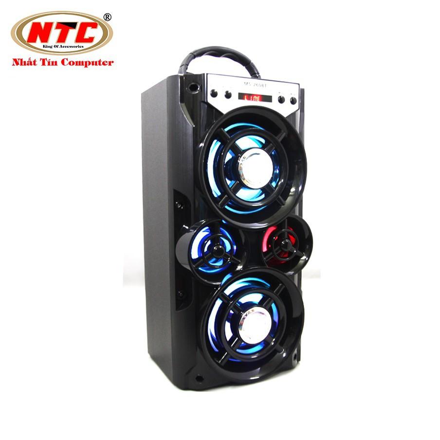 Loa bluetooth Karaoke xách tay NTC MS-260BT có đèn led - Công suất 12W (Màu ngẫu nhiên) - 2531728 , 945622364 , 322_945622364 , 399000 , Loa-bluetooth-Karaoke-xach-tay-NTC-MS-260BT-co-den-led-Cong-suat-12W-Mau-ngau-nhien-322_945622364 , shopee.vn , Loa bluetooth Karaoke xách tay NTC MS-260BT có đèn led - Công suất 12W (Màu ngẫu nhiên)