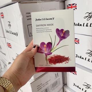 Mặt nạ trắng da, giữ ẩm nhập khẩu UK, hộp 7 miếng