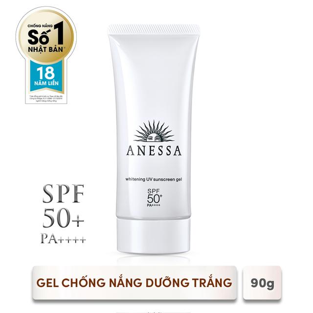 Gel chống nắng dưỡng trắng Anessa Whitening UV Sunscreen Gel 90g_14719