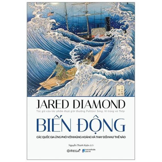 Sách Alphabooks - Biến Động (Jared Diamond)