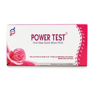 Que Thử Thai Dùng Một Lần Power Test thumbnail