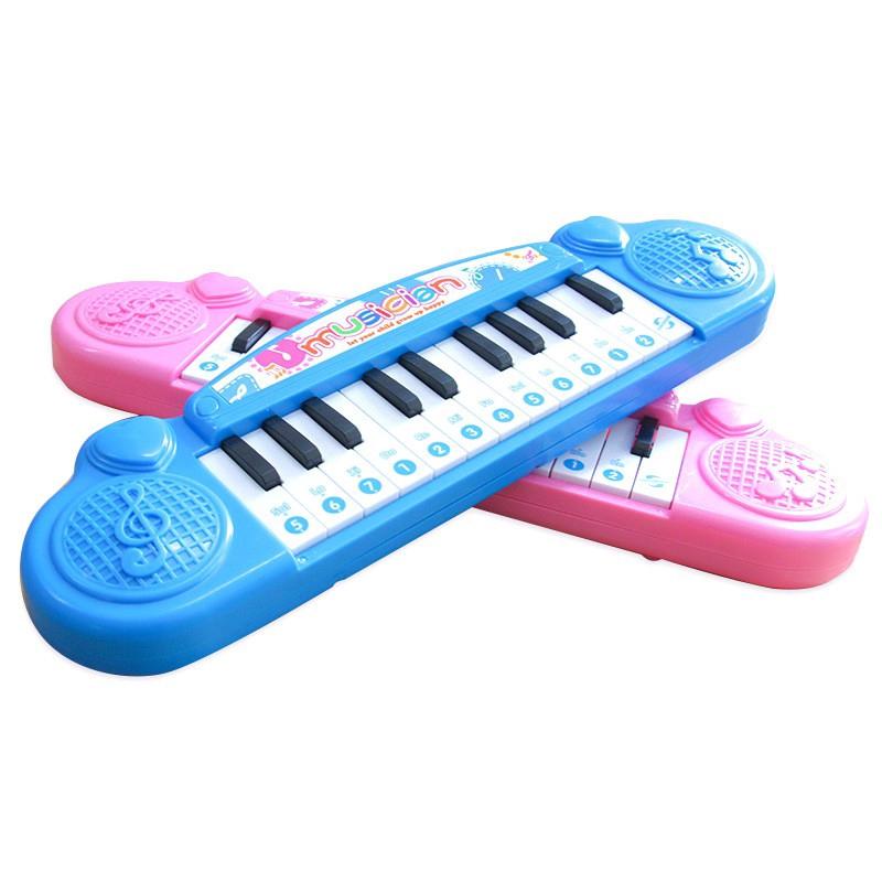 Đồ chơi đàn piano điện tử giáo dục cho bé